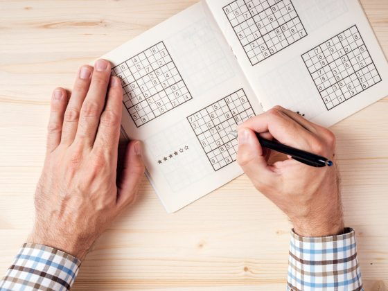 aging and sudoku
