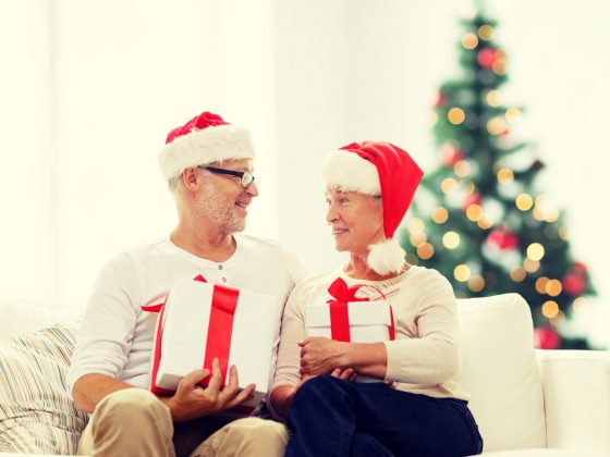 cognitive aging and xmas